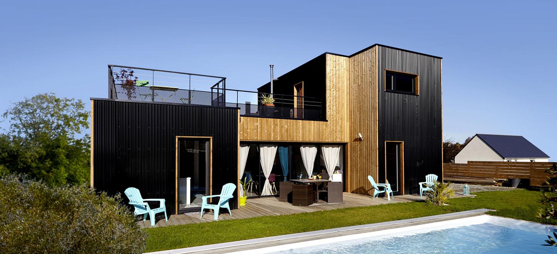 Maison Bois Avis e-loft : constructeur de maisons individuelles ossature bois