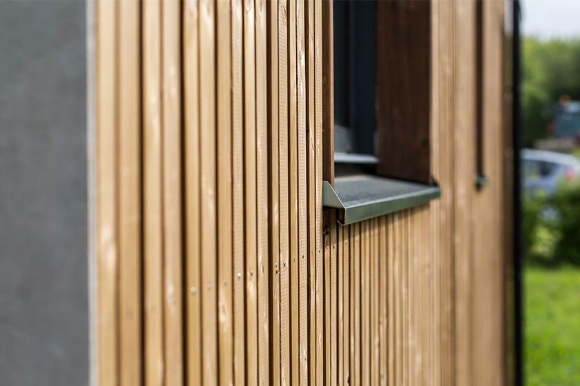 EKKO : Spécialiste de l'habitat bois, développeur du concept e-loft